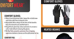 Comfortwear Brochure Wear