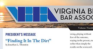 Vbba Newsletter