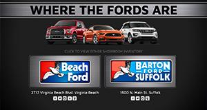 Beach Ford Site