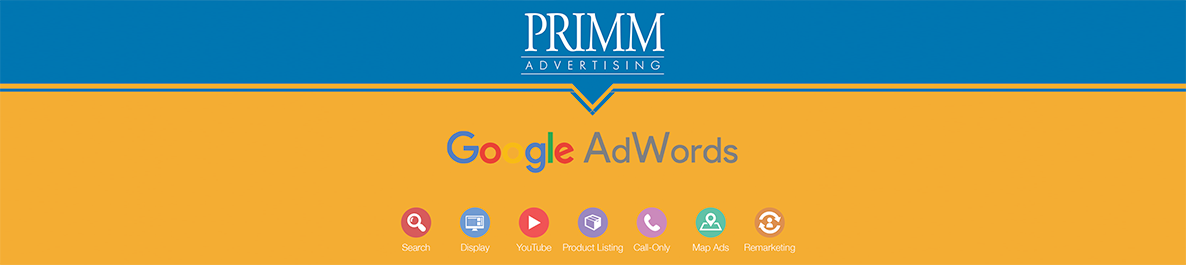 Google Adwords Marketing 101 Search Display You Pla Primm Advertising