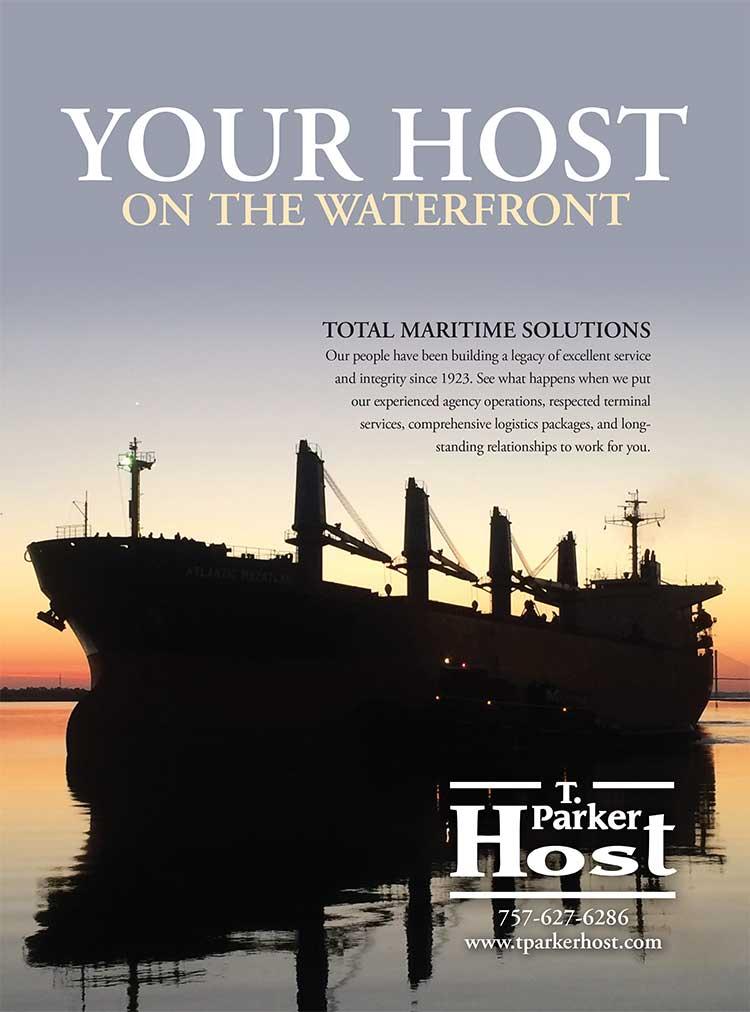 Brochure Parker Host