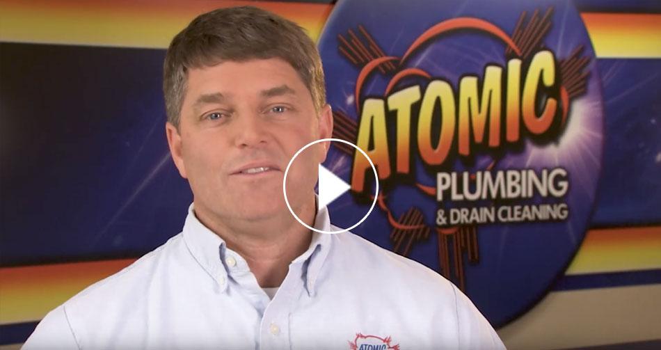 Atomics Plumibing & Drain Cleaning