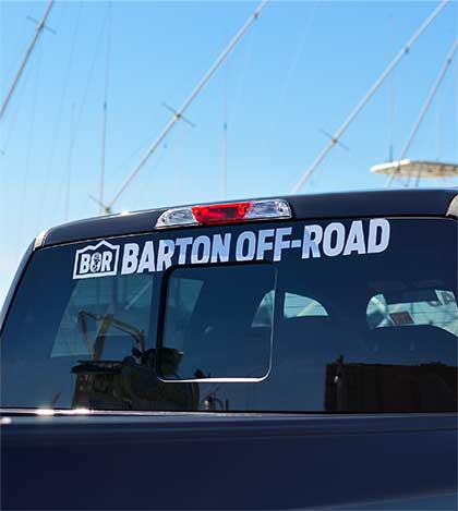 Barton Off Road Ford Car