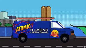 Atomic Plumbing Driving